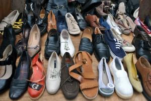 rêver de chaussures.
