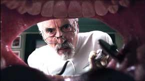 rêver de dentiste.