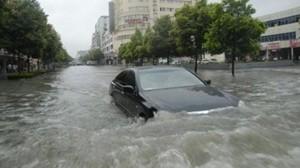 rêver d'inondation
