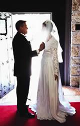 rêver de mariage.