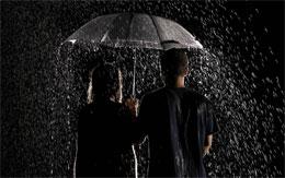 rêver de pluie