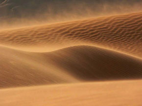 rêver de sable.