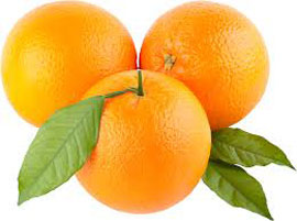 rêver d'orange.