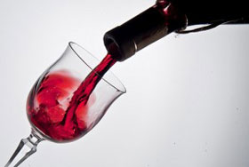 rêver de vin.