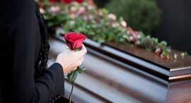 rêver de la mort de son mari.